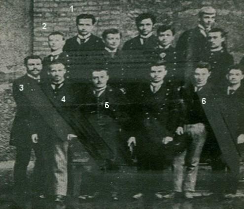 1893-1894, Charles Péguy et Jérôme Tharaud (page 1)
