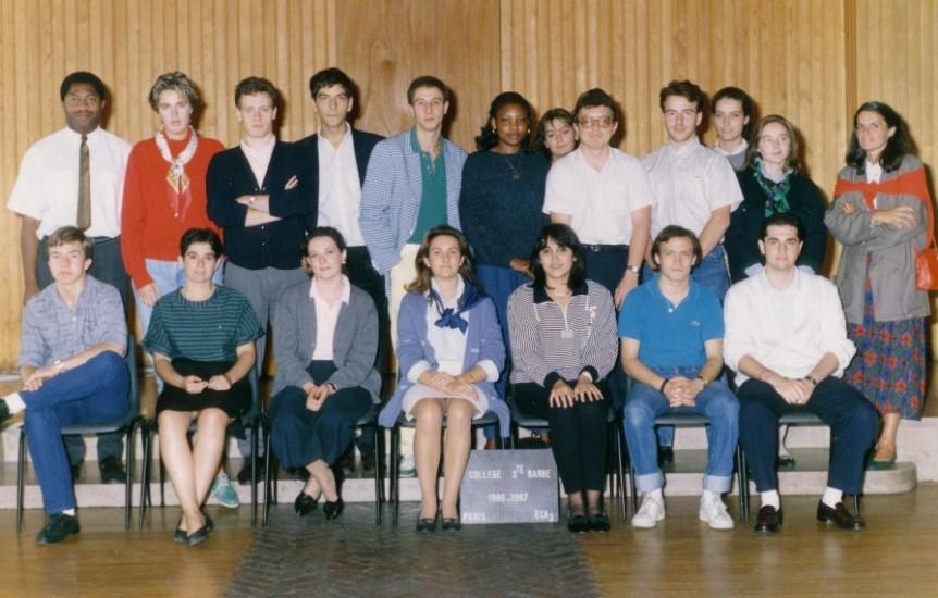 1986-1987 Classe de ECA3 (page 11)